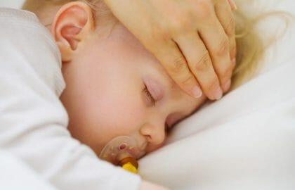 מחלות חורף בילדים